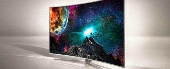 """Samsung, """"truccati i test sulle tv. Più alti i consumi energetici reali"""""""