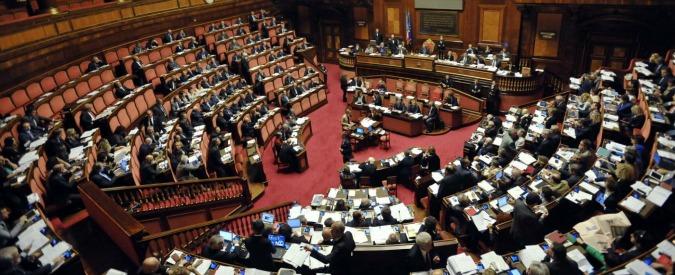Ddl Stabilità, emendamenti minoranza Pd, Sel, Misto e M5s: no ad aumento del tetto contante