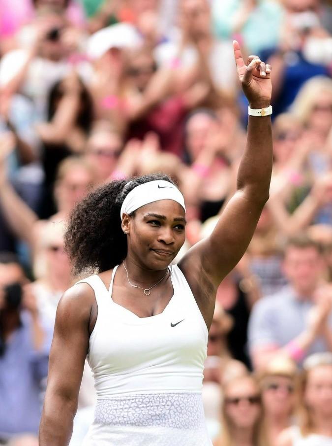 Serena Williams incinta di tre mesi, la tennista aspetta un figlio dal rapper Drake