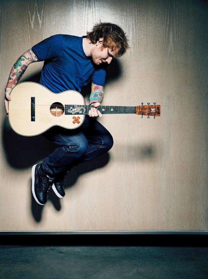 Ed Sheeran, il ginger boy della musica sbarca al cinema: il concerto evento di Wembley nelle sale di tutto il mondo (VIDEO)