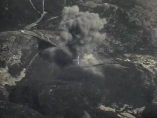 Siria, raid russi contro stato islamico