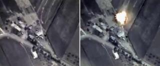 """Siria, ong: """"Raid russi su obiettivi non Isis"""". Mosca: """"Colpite più di 50 infrastrutture dello Stato islamico"""""""