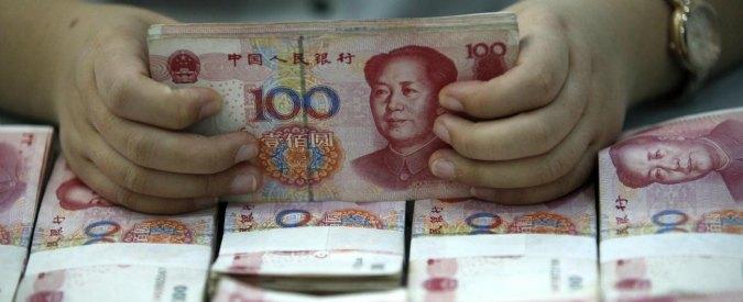 Cina, 'Partito avvia sessioni di autocritica dei banchieri dopo il crollo delle Borse'