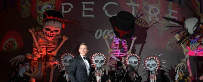 007 Spectre, Daniel Craig tra la bellezza dei luoghi e gli inseguimenti acrobatici