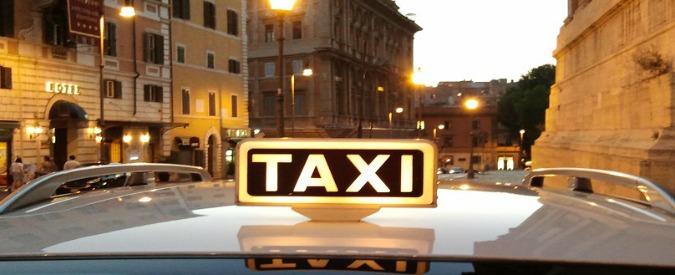 Taxi, dopo Milano anche a Roma arrivano 200 telecamere contro le aggressioni