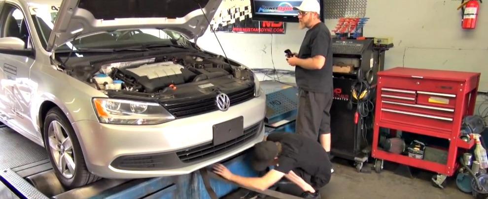 """Volkswagen, ecco come cambia la potenza quando nei TDI si attiva la """"mappa fantasma"""""""