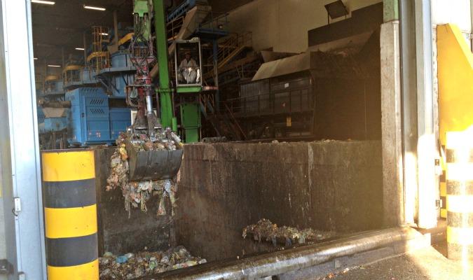 trattamento rifiuti organici Montello