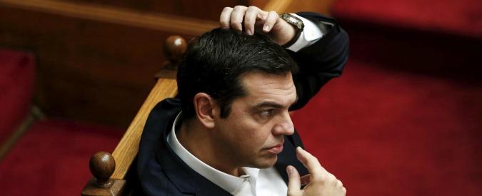 """Grecia, Bce: """"Per le quattro maggiori banche buco da 14,4 miliardi di euro"""""""
