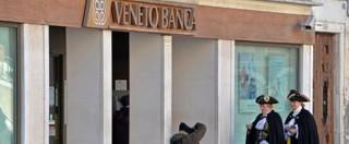 """Veneto Banca, arrivano i tagli: 130 filiali chiuse e 430 esuberi. Nuovo ad: """"Mai e poi mai macelleria sociale"""""""