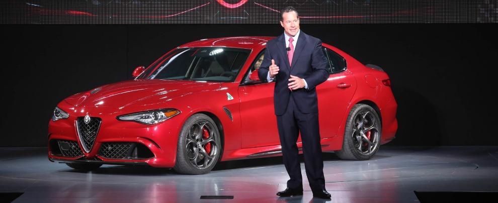 Alfa Romeo e Maserati, Reid Bigland è il nuovo amministratore delegato