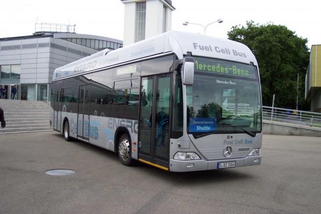 Autobus - idrogeno
