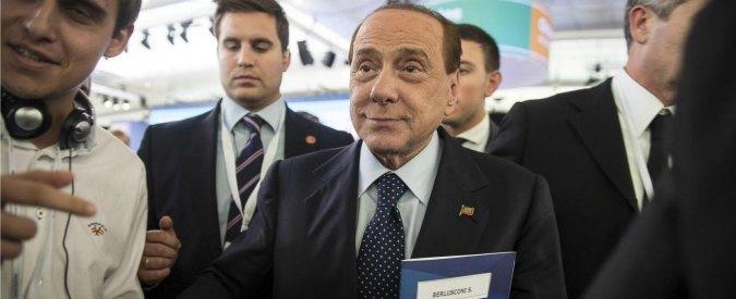 """Lega Nord e Fi a Bologna, due leader e un solo palco. Salvini: """"Berlusconi benvenuto, ma chiudo io"""""""