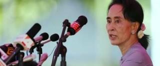 Birmania, Lnd ha la maggioranza per proporre nome del presidente. Ma per legge San Suu Kyi non può essere eletta