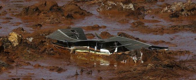 """Brasile, disastro ambientale nel Rio Doce. Onu: """"Sostanze tossiche nel fango"""""""
