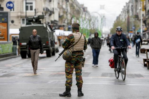 Belgio, aumentati i controlli a Bruxelles