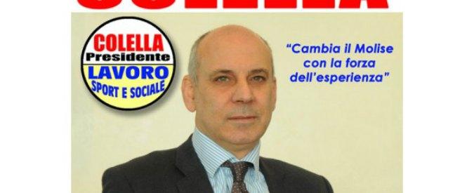 Frode fiscale: arrestato Camillo Colella, patron di Acqua Santa Croce ed ex candidato in Molise