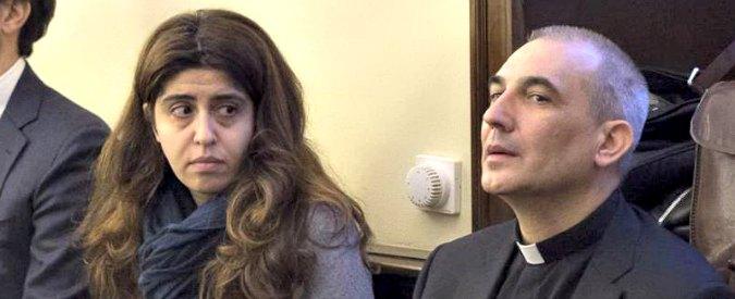 """Vatileaks 2, Francesca Chaouqui minaccia i giornalisti: """"Dimostrate che sono il corvo o pagherete a caro prezzo"""""""