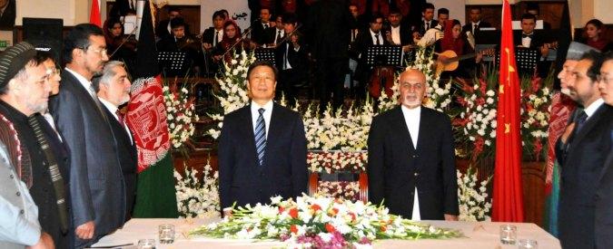 Cina, la strategia antiterrorismo in Afghanistan punta su infrastrutture e accordi commerciali