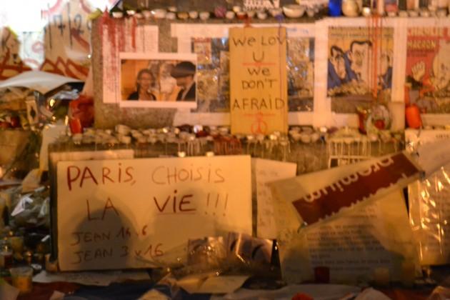 Place de la République, Parigi