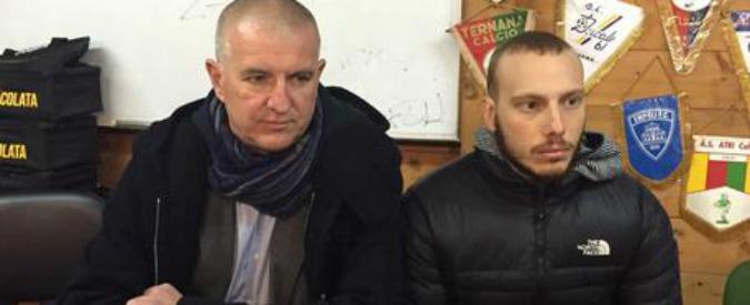 """Daspo a tifoso Ascoli dopo gli scontri con ultras del Pisa. Ma lui era a casa con i genitori. """"Restituitemi libertà personale"""""""