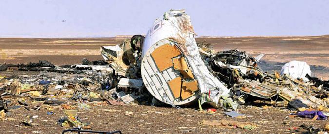 Aereo russo precipitato sul Sinai, dubbi sulle condizioni del velivolo. Test del Dna ai parenti