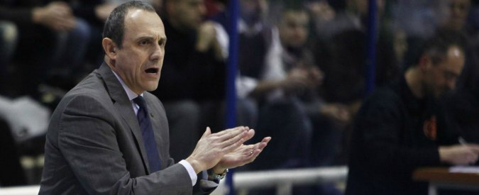 Basket, Ettore Messina è il nuovo allenatore della nazionale italiana
