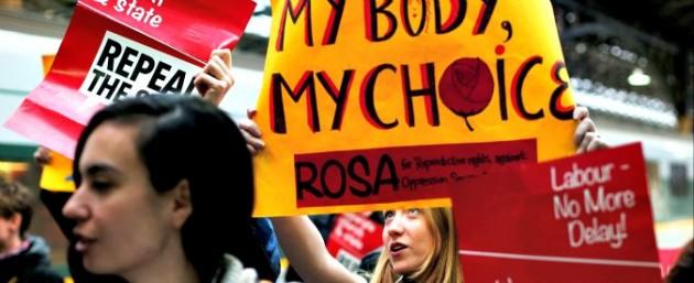 Irlanda donne pro aborto 675