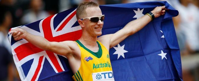 """Russia e doping di Stato,  Jared Tallent e l'oro negato: """"Ora nessun atleta di Mosca ai giochi di Rio"""""""