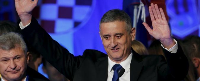 """Elezioni Croazia. Vincono i conservatori, ma non c'è la maggioranza assoluta: """"Servirà intesa con riformisti di Most"""""""