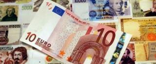 """Cambio lira-euro, Bankitalia: """"Al via la conversione"""". Ma è solo per pochissimi"""
