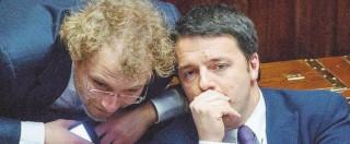 Caso De Luca, Lotti fa lo scudo. Il fronte di Renzi diviso sul governatore campano