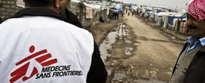 Siria, colpito ospedale di Medici senza frontiere vicino a Damasco: due morti