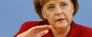 """Brexit, Merkel avverte Londra: """"Senza libera circolazione dei cittadini, niente accesso al mercato unico"""""""