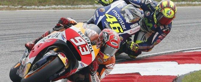 Valentino Rossi butta fuori Lorenzo o ci pensa Iannone? Tutte le opzioni (anche scorrette) di un'agenzia di scommesse