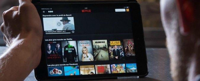Netflix, download super veloce e ampia offerta. Il catalogo è però disordinato