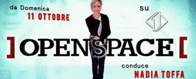 OpenSpace, gli ascolti del talk deludono ma il linguaggio e la formula funzionano