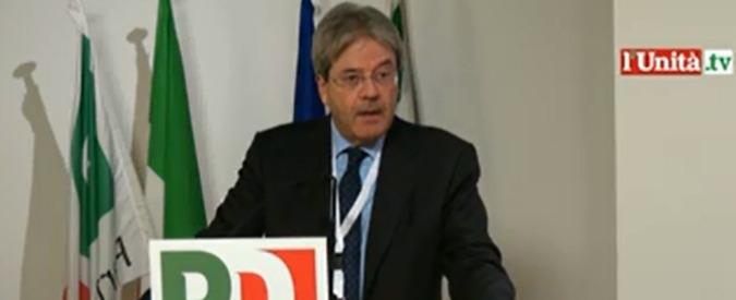 """Referendum, Gentiloni: """"In Europa sono tutti preoccupati, il mondo ci guarda, serve grande senso di responsabilità"""""""