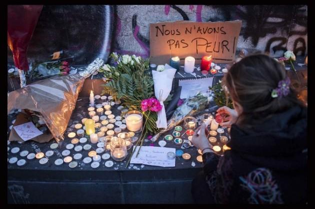 Attacco Parigi, la citt il giorno dopo: i luoghi degli attacchi Portfolio LaPresse