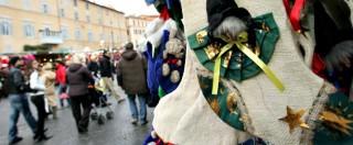 Roma. Via Marino, Tredicine & Co si riprendono il mercatino di Natale a piazza Navona
