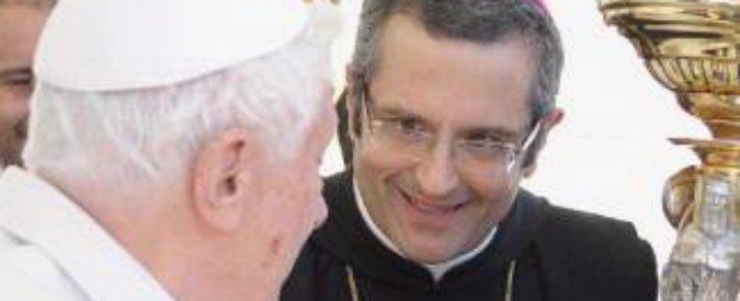 """Pietro Vittorelli. Da Marrazzo a Balducci, a Forza Italia: i rapporti dell'abate che """"rubava le offerte"""" e mirava alla politica"""