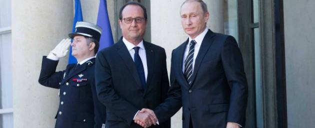 Putin Hollande 3 675