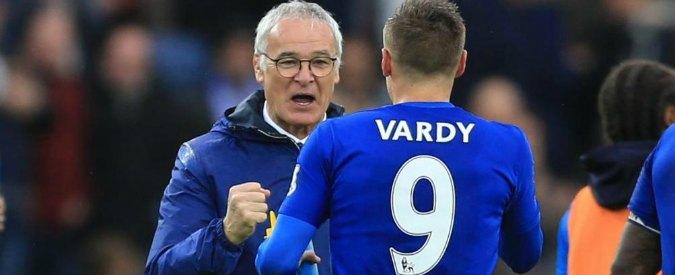 Premier, Ranieri guida il Leicester al 3° posto. Mai successo nella storia del club