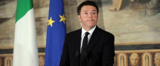 "Bonus 500 euro ai 18enni, Renzi: ""Con i provvedimenti compro i voti? Offesi gli italiani"""