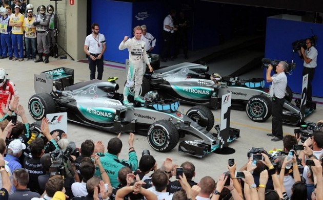 F1 Brasile, la gara a Sao Paulo