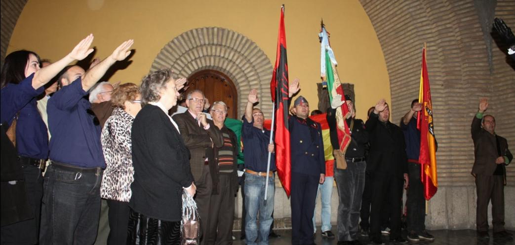 """Madrid, commemorazione fascista al Consolato italiano. Giallo sul """"patrocinio"""""""