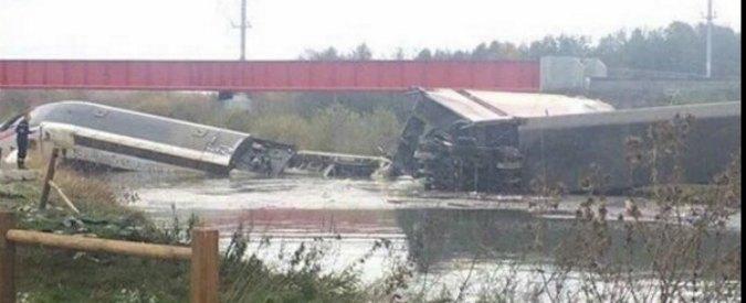 Francia, deraglia Tgv vicino a Strasburgo: sette morti e undici feriti