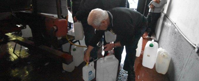 Acqua, in Sicilia è in mano ai privati. Messina senz'acqua, in tutta l'isola inchieste e contenziosi