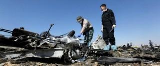 """Disastro aereo su Sinai, Londra sospende i voli per Sharm. Isis vs Putin: """"Vendetta per raid in Siria"""". Fonti: """"Esploso motore"""""""