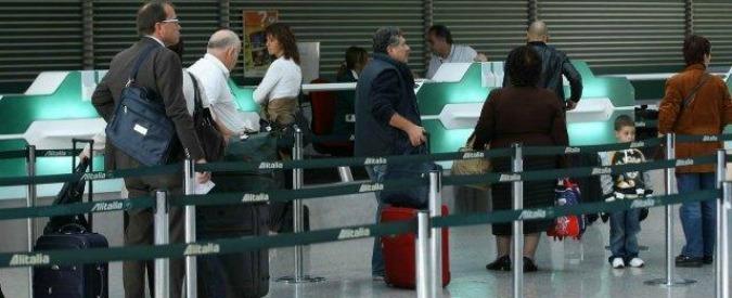 Bologna-Bari 260 euro, bagaglio escluso. La mia disavventura con Alitalia