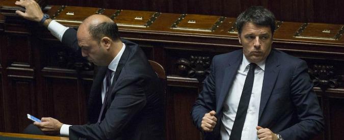 Renzi-Alfano, articolo 18, tetto contanti, ponte Stretto: quando il premier insegue le idee del ministro che non voleva